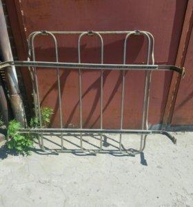 Багажник ВАЗ, Волга