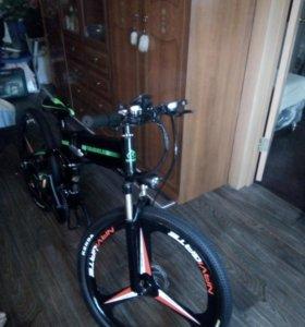 Электрический велосипед Smabike - Возможен торг