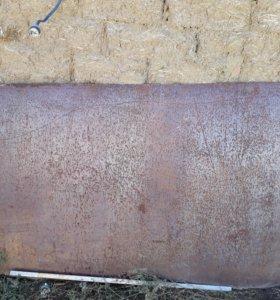 Металл листовой3мм