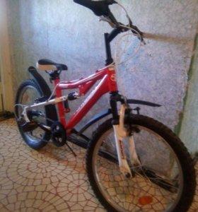 Велосипед FORWARD buran 365 series