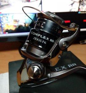 Катушка Shimano Complex BB 2500S F6