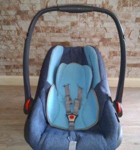 Автолюлька (автомоб. кресло) ramatti mars comfort