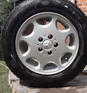 Продаются зимние колёса с дисками