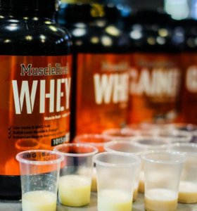 Cпортивное питание Muscle Rush Whey
