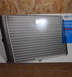 Радиатор охлаждения.