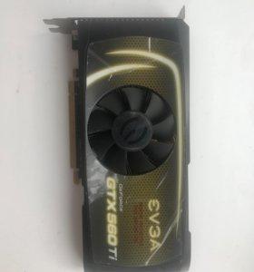 GTX 560ti 1 gb шина 256 bit