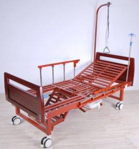 Кровать механическая YG-6 с матрасом, новая