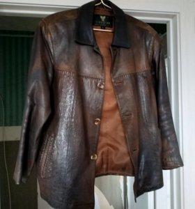Кожаная куртка. Натуральная кожа!