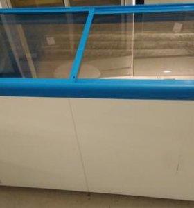 Продаю морозильную ларь витрину