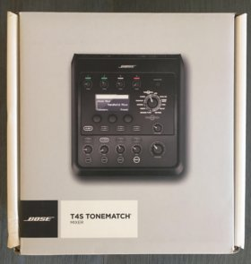 Микшерный пульт Bose T4S ToneMatch+блок питания