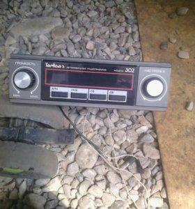 Радиоприёмник тернава-302