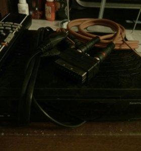 Антенна триколор с ресивером