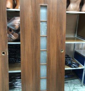 Двери межкомнатные деревянные Б/У (80,60)
