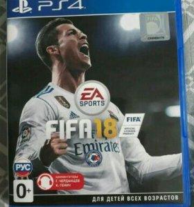 FIFA 18 на PS4