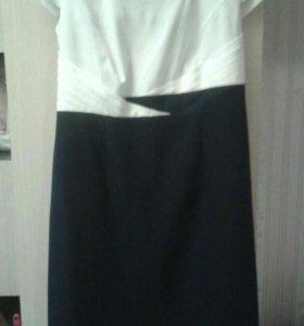 Новое платье с пиджаком