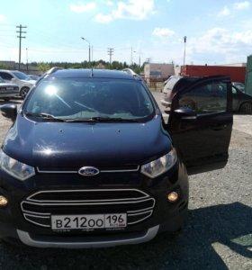 Ford EcoSport, 2014