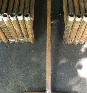 Перемычка радиатора (байпас, мост)