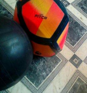 Ремонт мячей