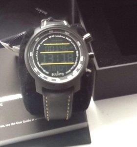 Часы Suunto Elementum Terra Black/Yellow Leather
