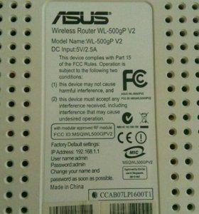 Asus WL-500 Gp V2