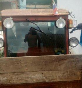 Трактор дывышонак