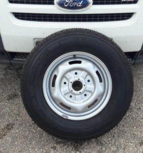 Колеса на Ford Transit 2 шт.
