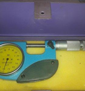 Микрометр 0-25 мм