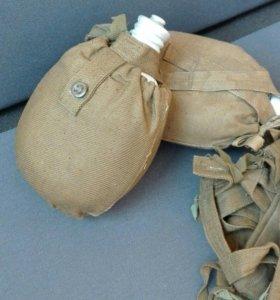 Новые чехлы на армейскую фляжку