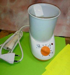 Подогреватель для детского питания с адаптером