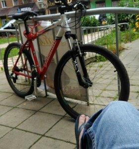Велосипед атеми