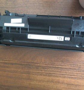 Заряженный катридж для принтера HP LaserJet 1020