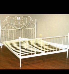 Кровать ИКЕА+матрас