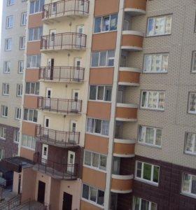 Стеклопакет на балкон с новостройки 2500/1400