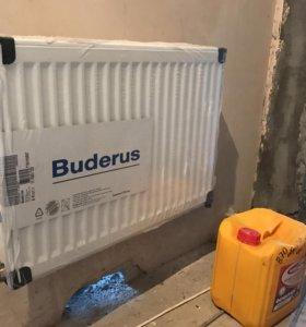 Отопление и водоснабжение в Ваш дом!