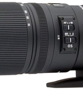 Sigma AF 70-200 mm f/2.8 EX DG OS HSM Canon