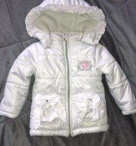Курточка на девочку Lay Lay kids Турция