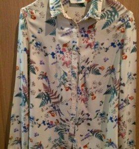 На 12-14 лет фирменная блузка