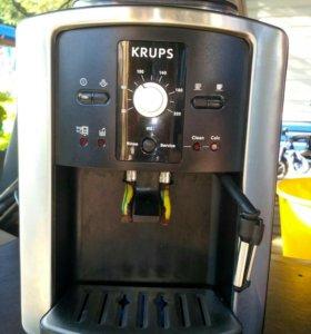 Кофемашина KRUPS на запчасти
