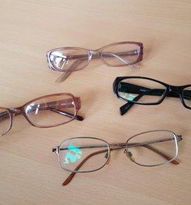 Очки с диоптриями - 2,5