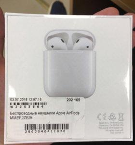 Новые Apple AirPods