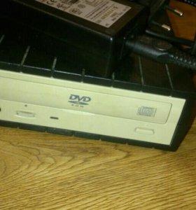 Продам внешний DVD rom