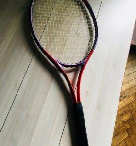 Теннисные ракетки 👌😍