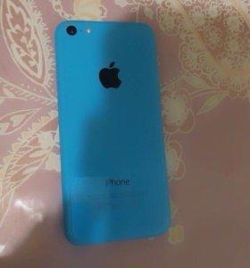 Айфон 5с 16 гб, обмен