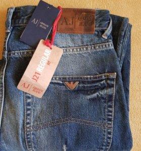 Мужские джинсы. Размер 34