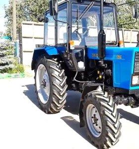 Трактор мтз-82 точка 1