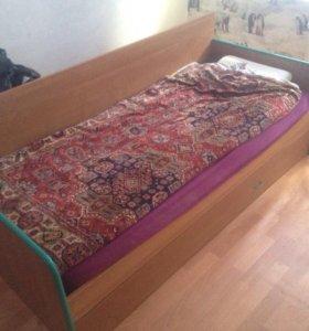 Кровать на дачу.