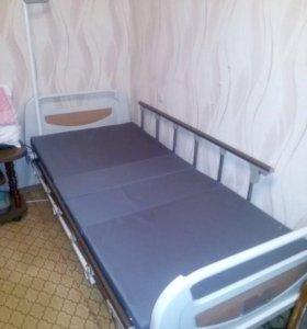 Кровать для лежачих больных электрическая