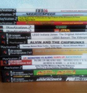 Игры для Sony PlayStation 2 по 100 руб