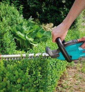 Ножницы аккумуляторные садовые Gardena новые