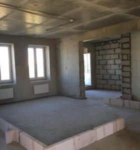 Квартира, 3 комнаты, 92.1 м²